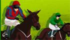 Jeu de cheval virtuel