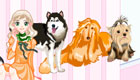 Un salon pour animaux