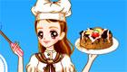 Habille Marion la chef pâtissière