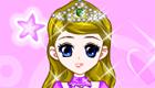 Coloriage de Princesse