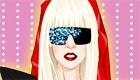 Habillage de Lady Gaga