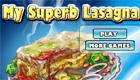 Des lasagnes délicieuses