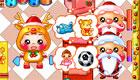 Jeux pour Noël - Prépare les cadeaux des filles