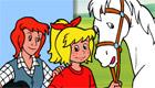 Mistral, le cheval