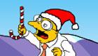 Le noël des Simpsons