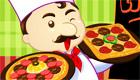 Délicieuses pizzas