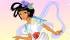 Mindy, une princesse asiatique
