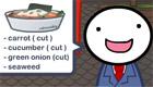 Prépare de la soupe
