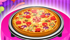 Une pizza parfaite