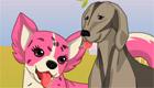 Des chiens délirants