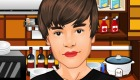 Justin Bieber cuisine
