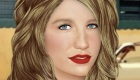 Jeu de maquillage avec Kesha