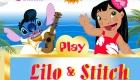 Lilo and Stitch à la plage