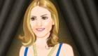 Habillage de la star Madonna