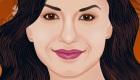 Maquiller Demi Lovato