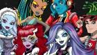 Jeu de coloriage Monster High