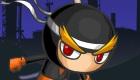 Les aventures d'une fille ninja