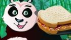 Le Petit-déjeuner de Panda