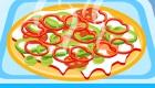 Gestion d'une pizzeria