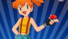Jeu d'habillage des filles de Pokémon