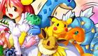 Jeu de puzzle Pokemon