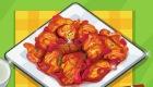 Cuisine du poulet general tso