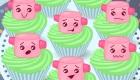 Cuisine des cupcakes pour filles