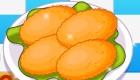 Cuisine des beignets de poulet
