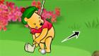 Jeu de golf de Winnie l'ourson