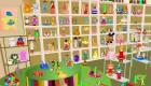 Jeu au magasin de jouets