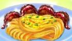 Cuisine des spaghetti