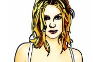 Coloriage de Britney