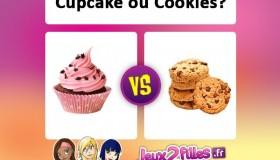 Cupcake ou Cookies