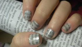 Des ongles à la une: tendance assurée!