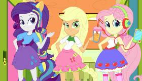 La Rentrée Scolaire des Equestria Girls