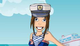 La mode marine