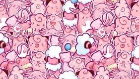 Les Pokémon Fée arrivent pour vous les filles!