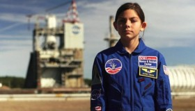 Inspiration'elles: Alyssa Carson, en route pour... Mars?!