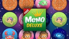 Memo Deluxe - Jeu de paires