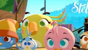 Angry Birds Stella: les dessins animés