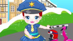 Baby Hazel agent de circulation