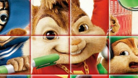 Casse tête d'Alvin et les Chipmunks