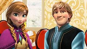 Le Rendez-vous d'Anna et Kristoff