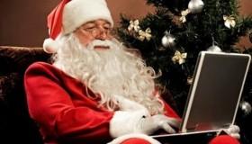 L'adresse du Père-Noël: poste ou email?