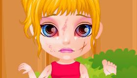 Bébé Barbie pour fille