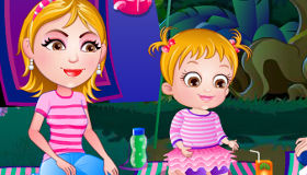 Le Safari de bébé Hazel