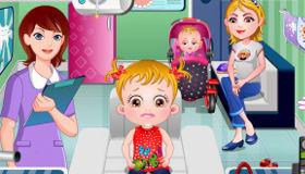 jeu b b hazel chez le dentiste gratuit jeux 2 filles. Black Bedroom Furniture Sets. Home Design Ideas