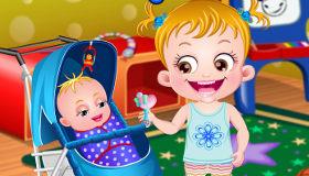 Bébé Hazel et Matt