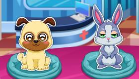jeu de b b s animaux pour filles gratuit jeux 2 filles. Black Bedroom Furniture Sets. Home Design Ideas