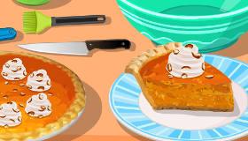 Jeu de gâteau à faire pour Thanksgiving